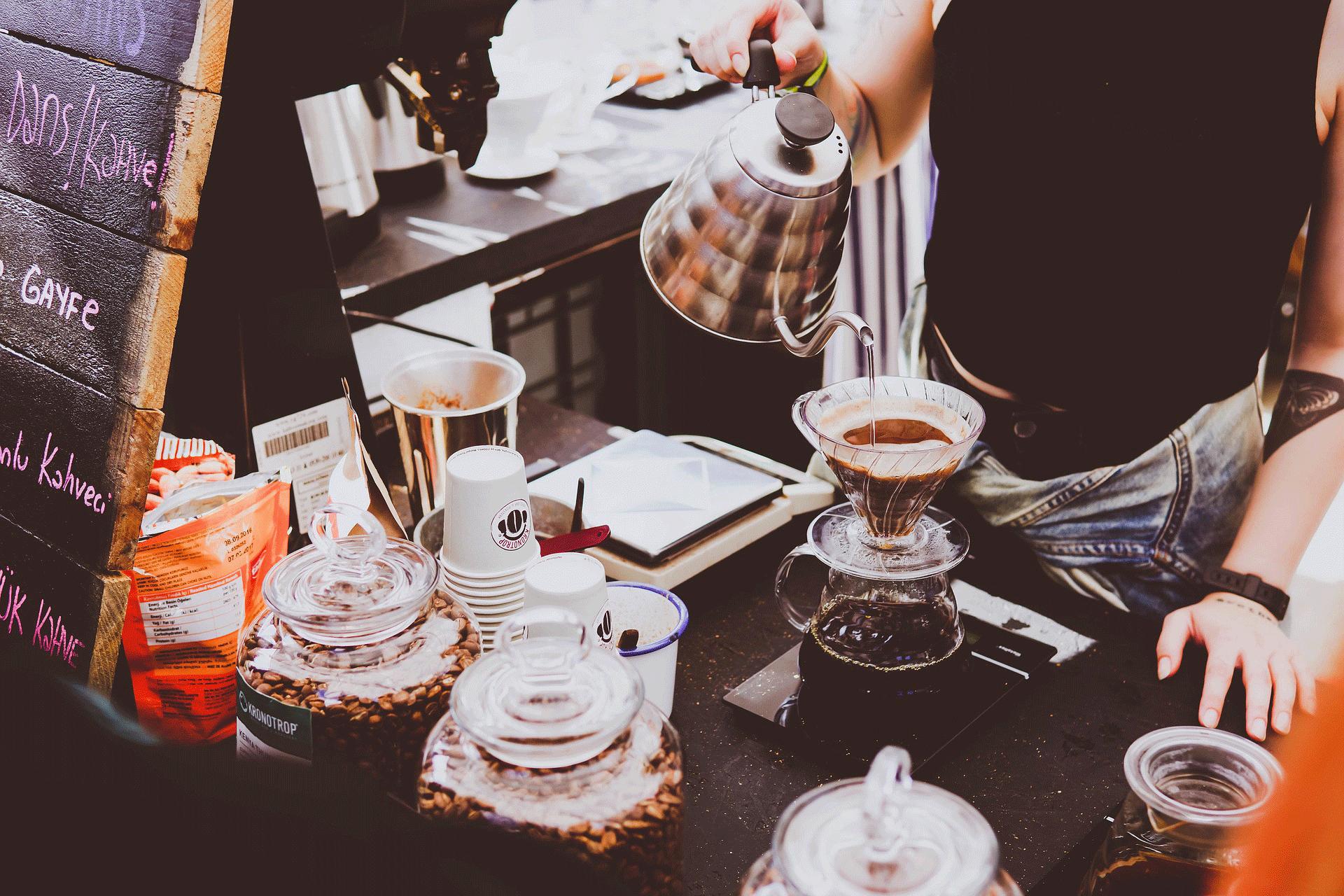 Le Journal du Café Italien.